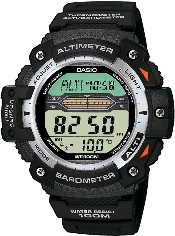 e4e51c3bd8c Relógio Casio Desportivo SGW-300H-1AVER