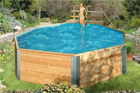 holzpool weka massivholzpool 593 b swimmingpool besonders. Black Bedroom Furniture Sets. Home Design Ideas