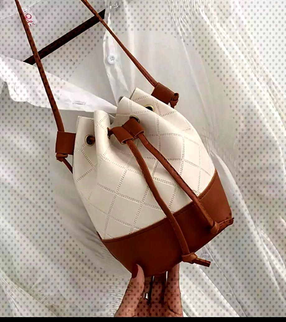 Kids bucket bag Only $15 In stock and ready to ship Available in red and brown.. . . . . . . . .
