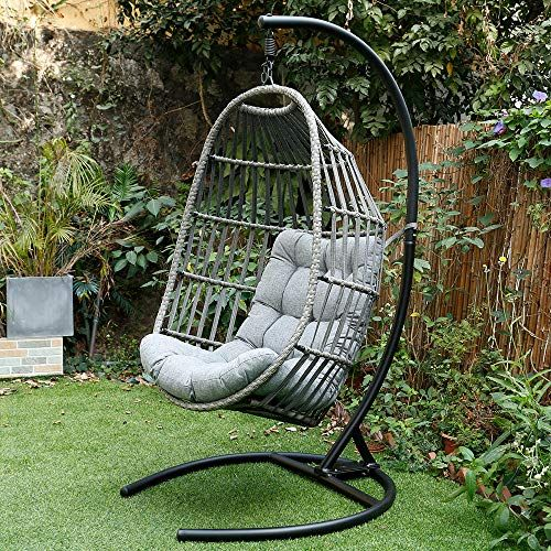 Easy Patio Furniture Ideas Styles And Photos For 2020 Swinging Chair Swing Chair Outdoor Hanging Egg Chair