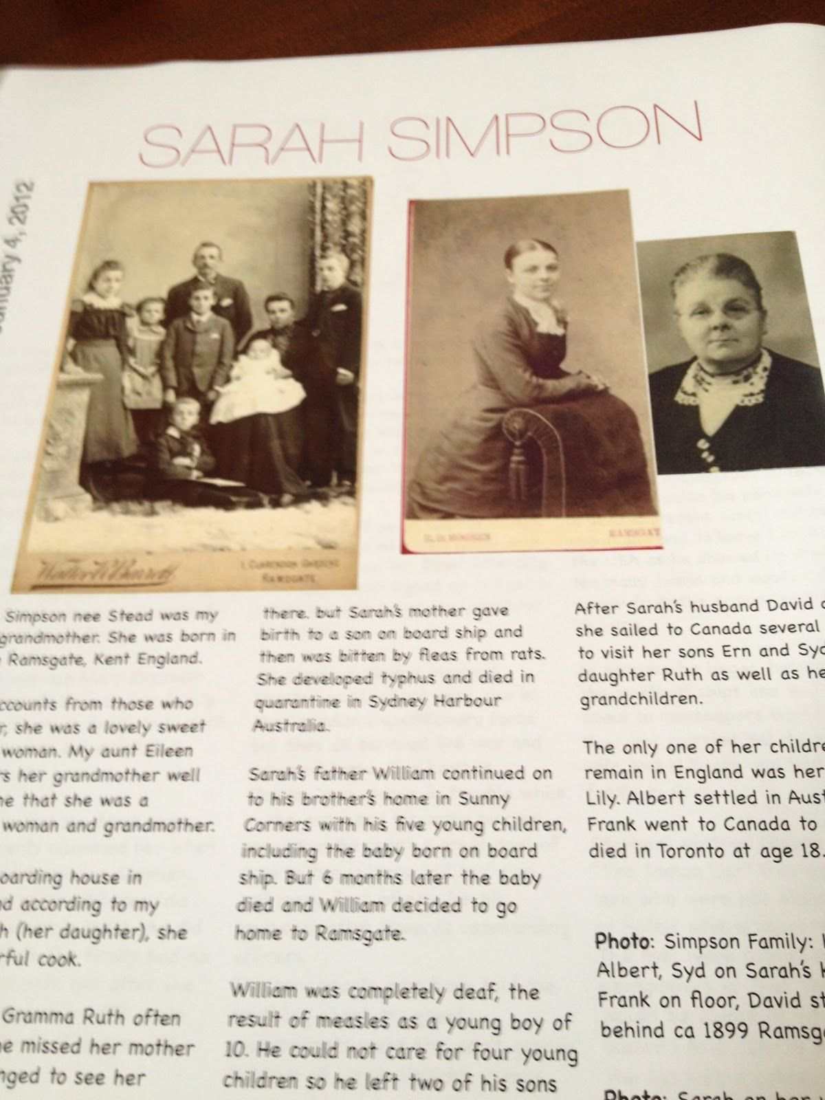 family history book you don t need to be a scrapbookers to