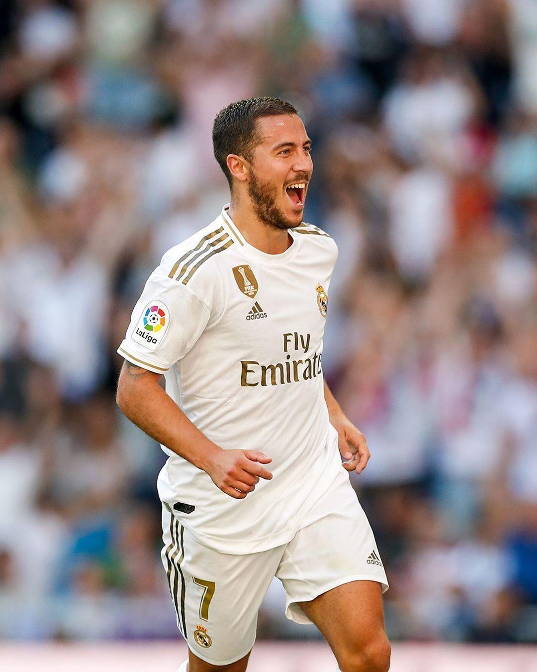 1 3 Millones Me Gusta 4 557 Comentarios Real Madrid C F Realmadrid En Instagram That Feeling Whe Eden Hazard Real Madrid Soccer Hazard Real Madrid