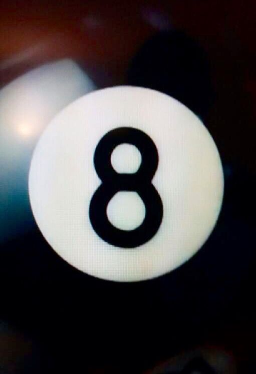 8 ball from Jim
