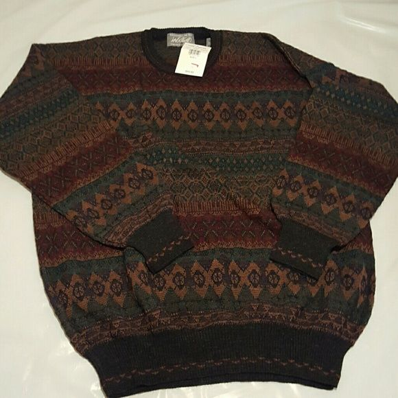 Men's sweater No flaws has one tag Lord & Taylor Sweaters Crew & Scoop Necks