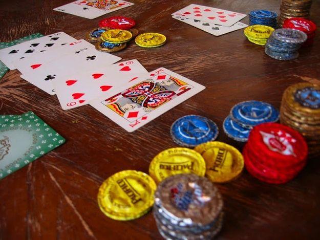 Bottlecap Poker Chips