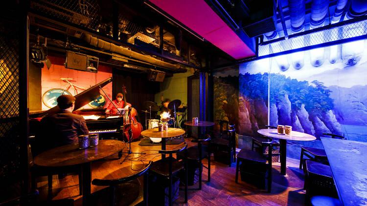 Best Jazz Bars In Tokyo Jazz Bar Music Venue Cool Jazz