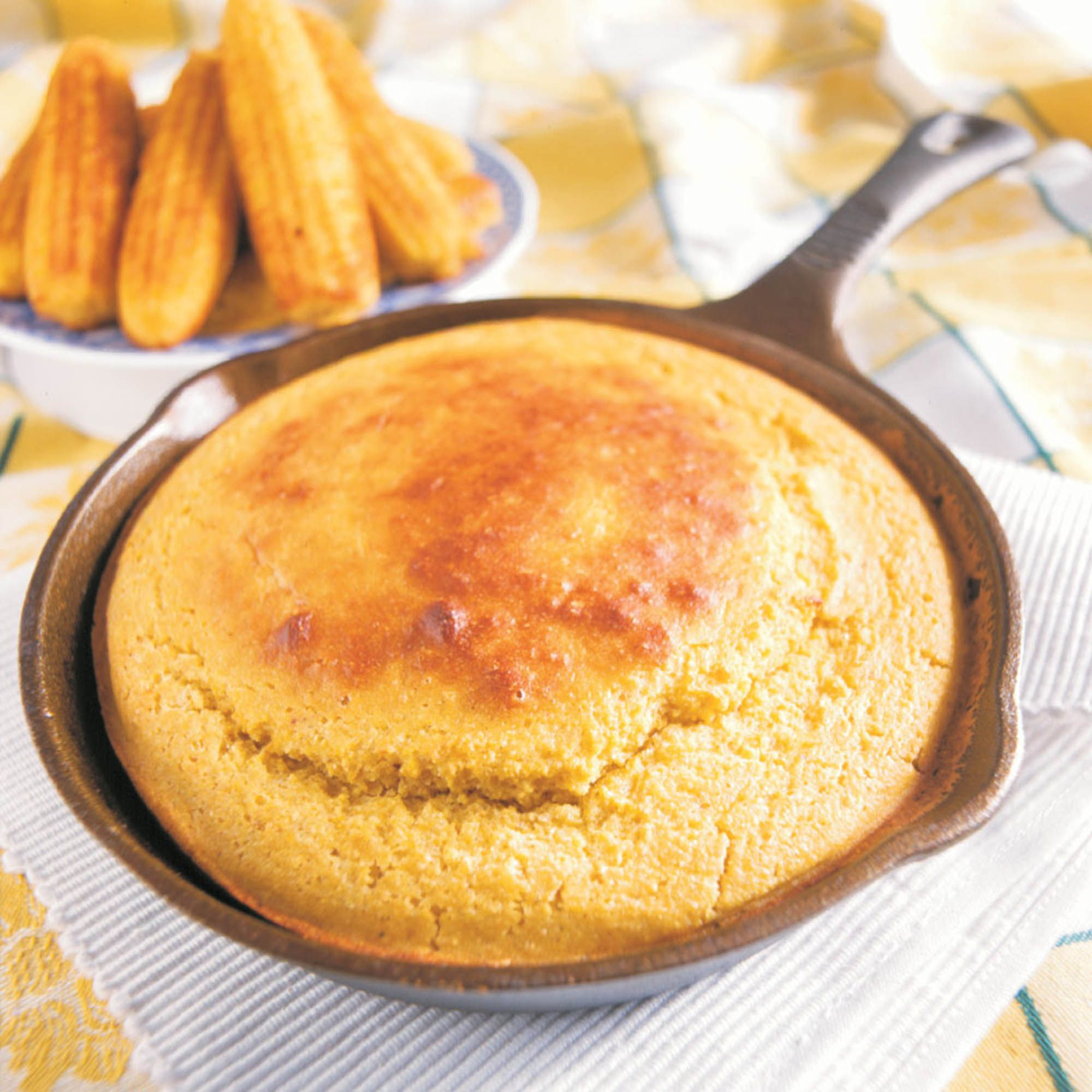 Cornmeal Mush Gives The Bread A Strong Corn Flavor And A