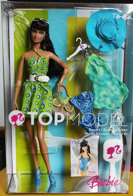 Barbie Top Model Resort Teresa Barbie Fashionista Dolls Barbie Top Beautiful Barbie Dolls