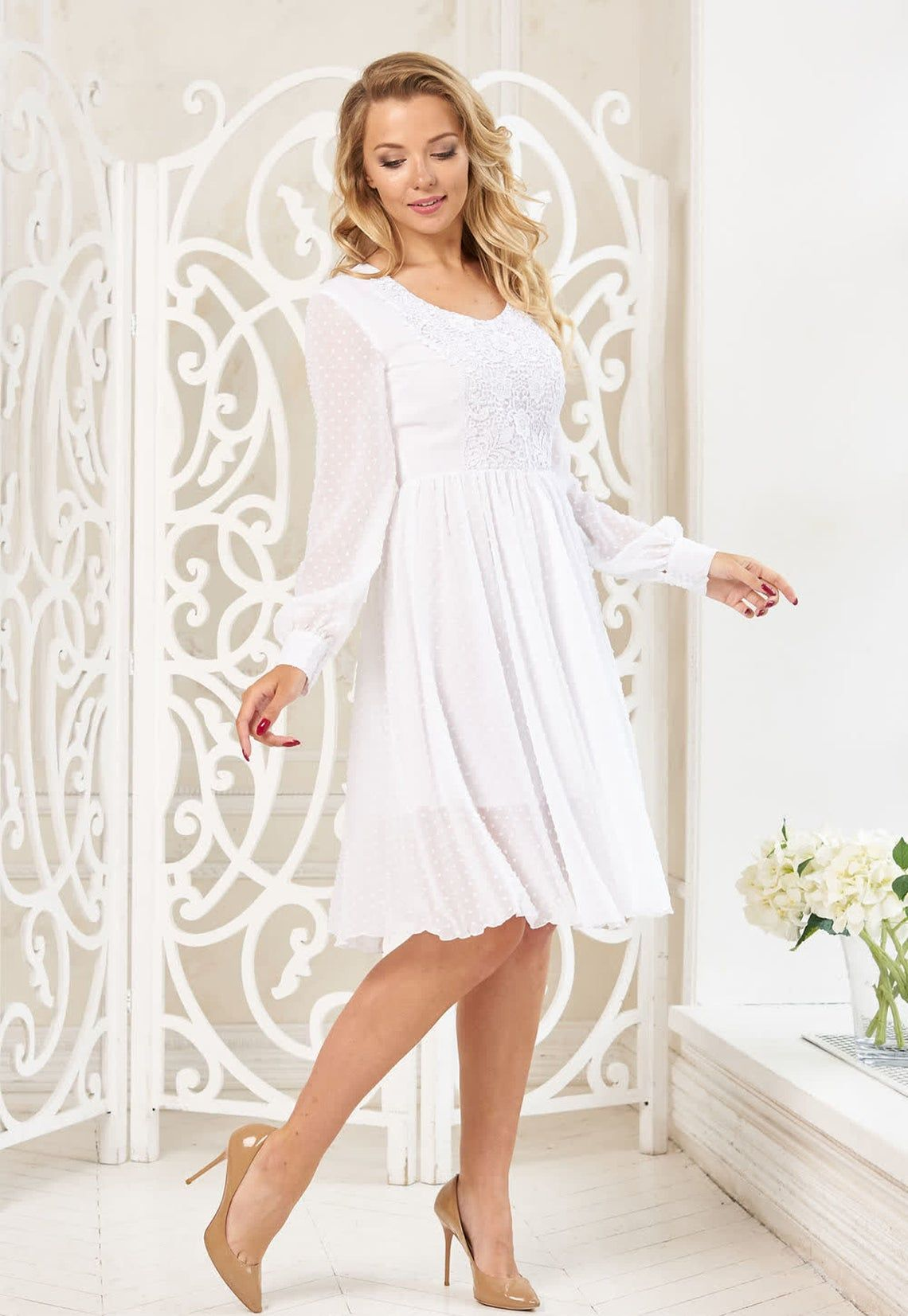 Pin on Designer clothes by Olesya Masyutina