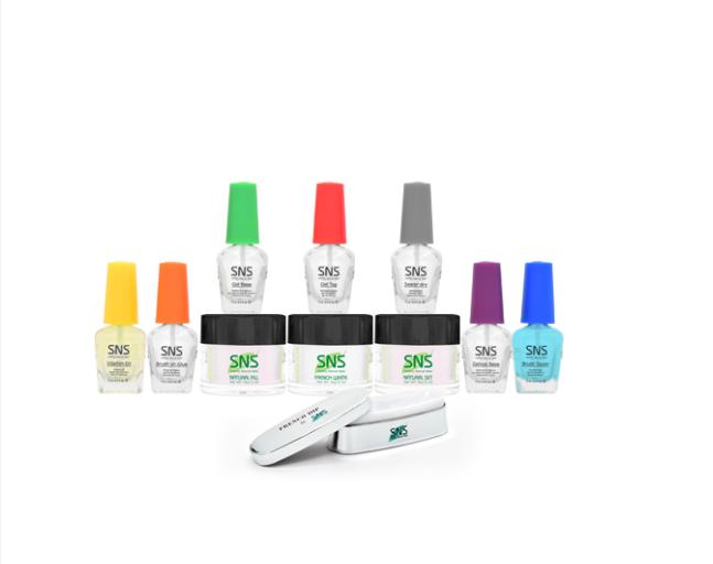 SNS Starter Kit 3   Nails   Pinterest   Starter kit