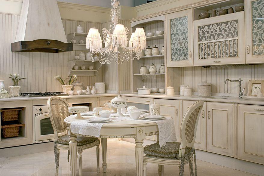 Cocinas blanca y madera italianas sevilla cordoba for Cocinas diseno blancas
