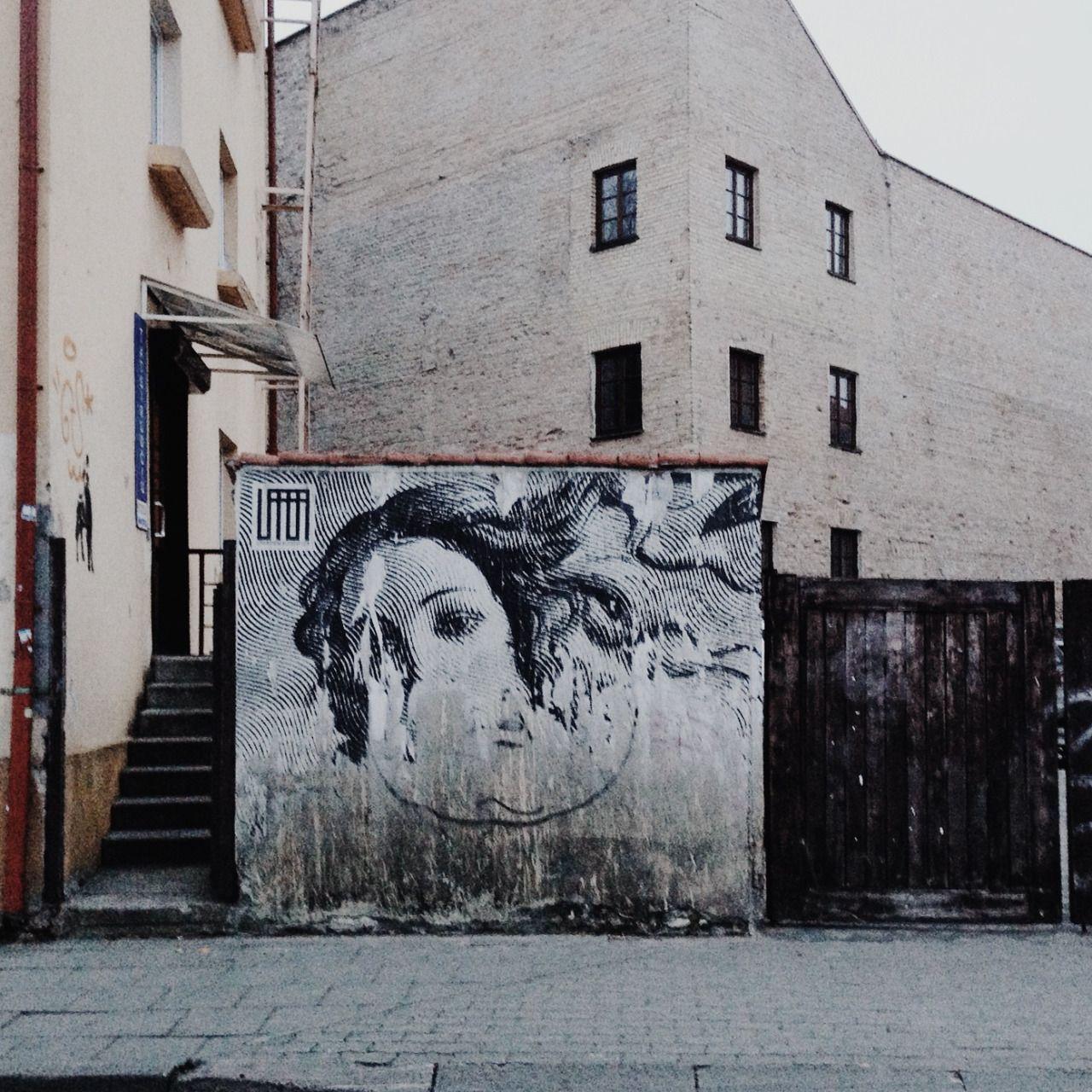 Danielodowd uc olyalor ud streetart pinterest street art