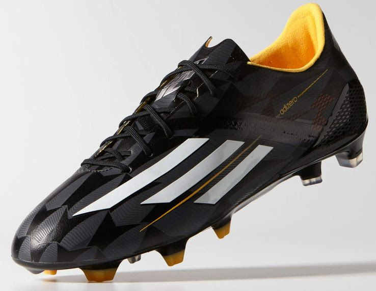 Black Adidas Adizero 2014 Boot Colorway Released | Botines futbol ...