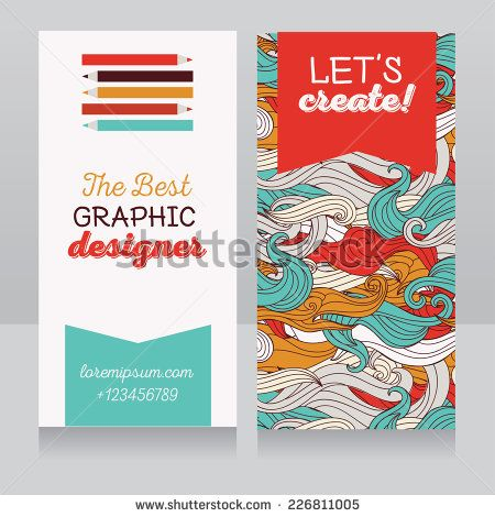 business card graphic designer - Buscar con Google
