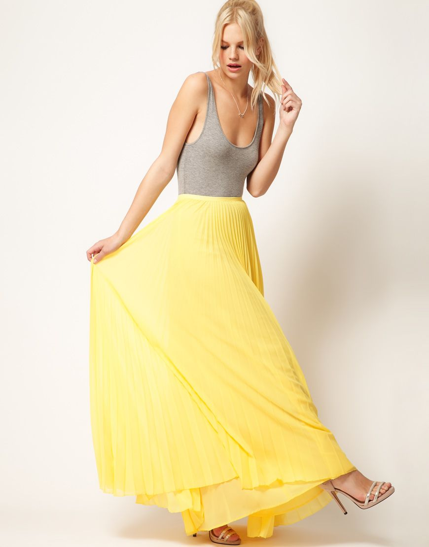 c97d1cfb1373 I want I want I want! I do not have yellow in in my closet yet. | My ...