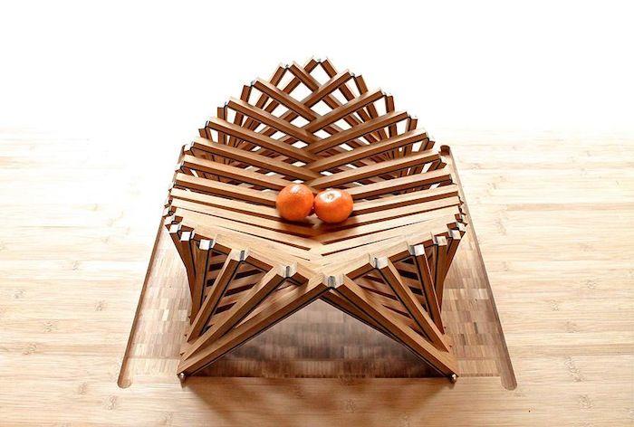 Rising Furniture Series (Stool) / Robert Van Embricqs