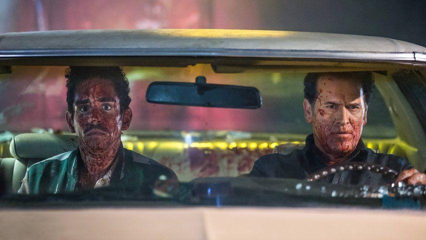 Ash Vs Evil Dead 1x02 Bait Ash Evil Dead Best New Tv Shows Evil Dead Trilogy
