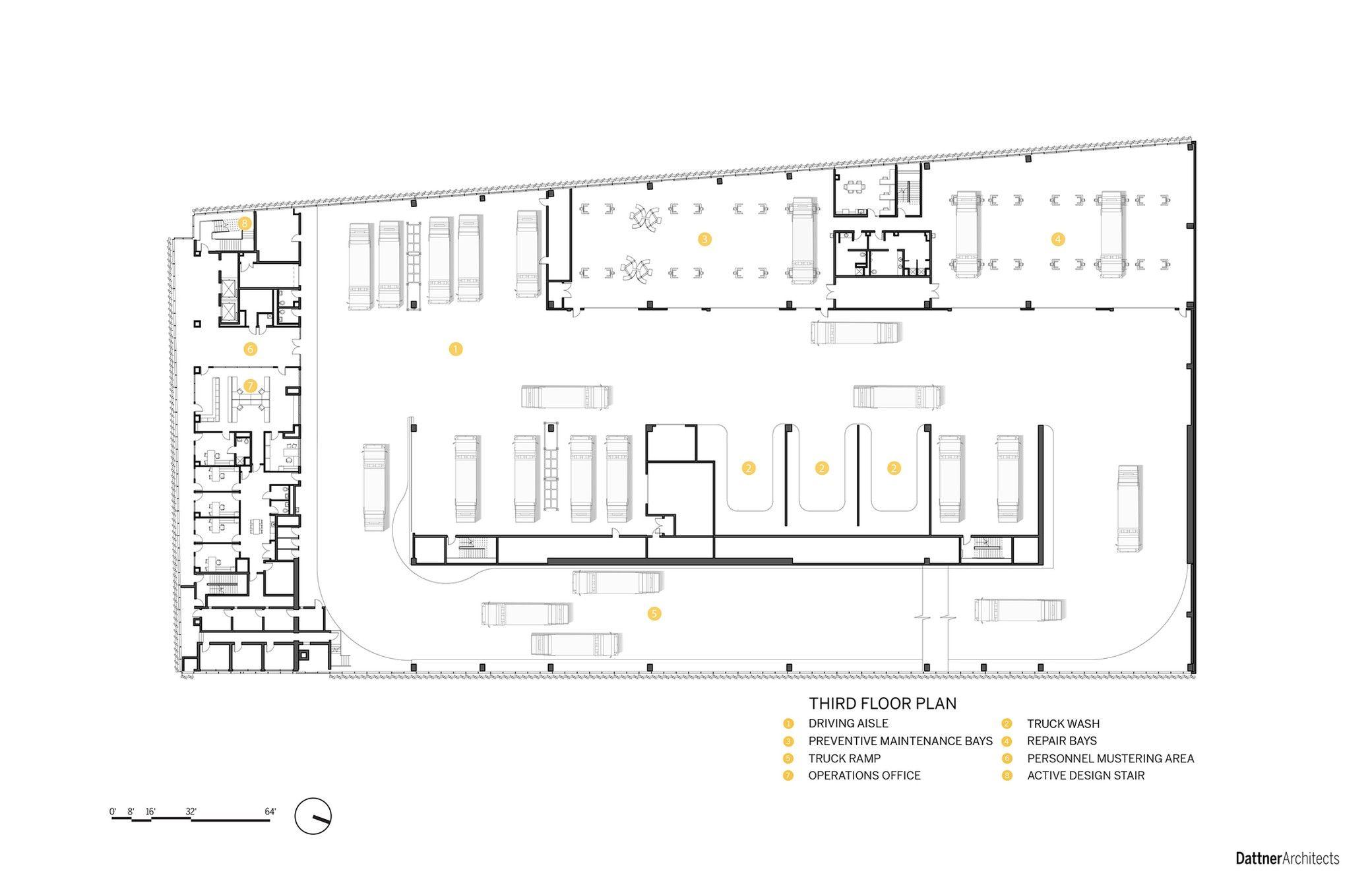 Spring Street Salt Shed Dattner Architects Arch2o Com Garage Spring Architect Shed