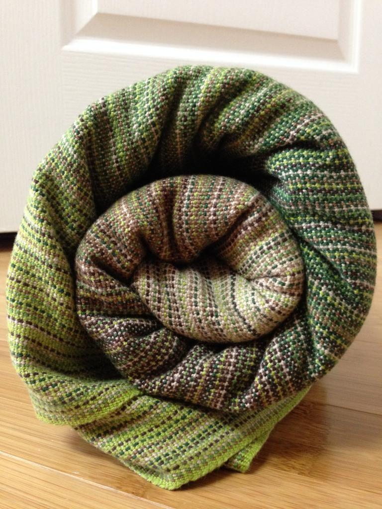 Etla Threadworks Handwoven Woodland Dreams 3 7m Plain Weave Flax