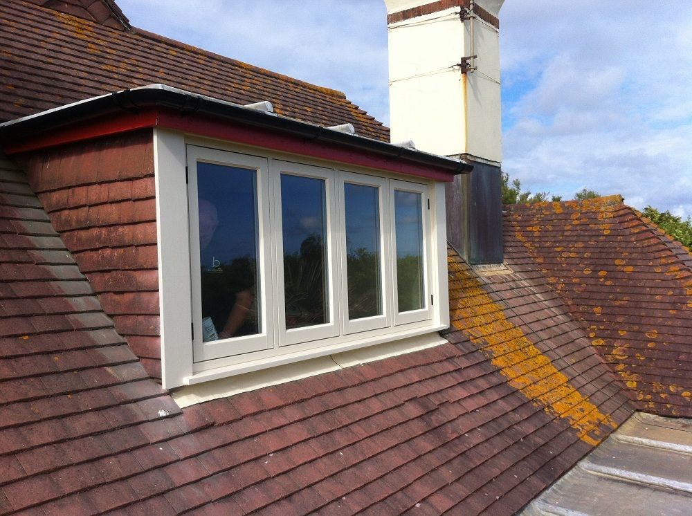 small attic remodeling ideas - dormer windows
