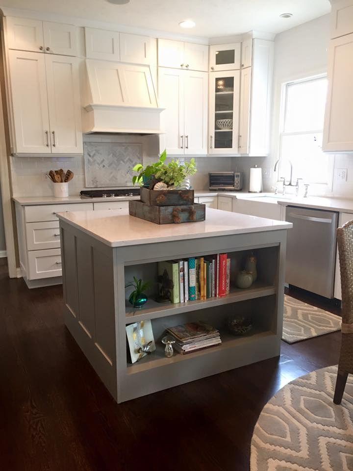 Friend\'s Houses: Anna\'s Kitchen Renovation | Traumküchen, Küche und Kind