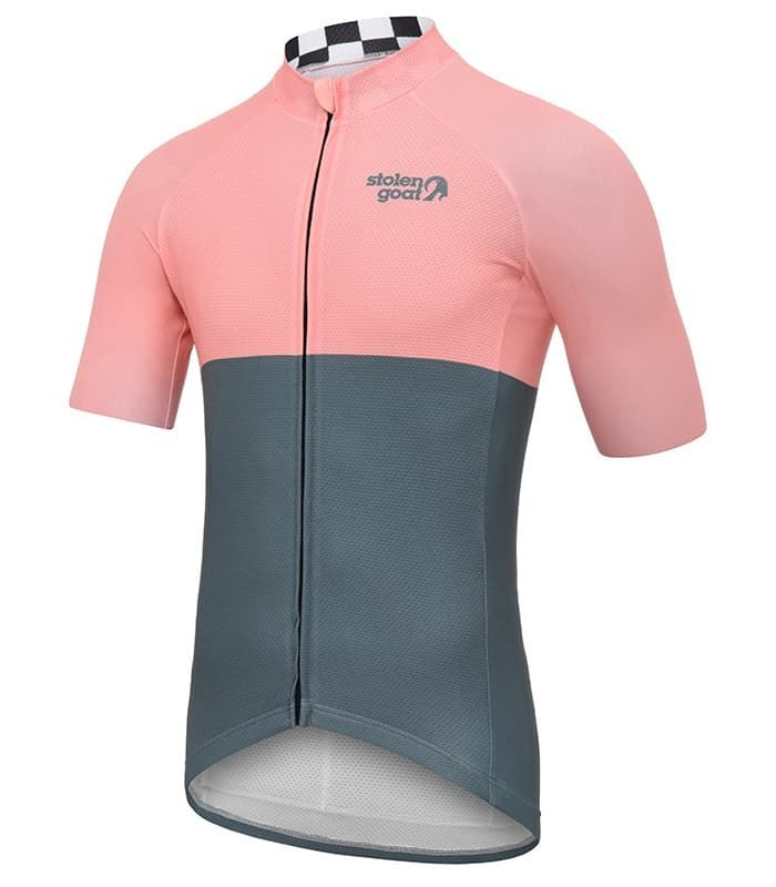 Pink Cycling Jersey Cycling Outfit Cycling Jersey Cycling