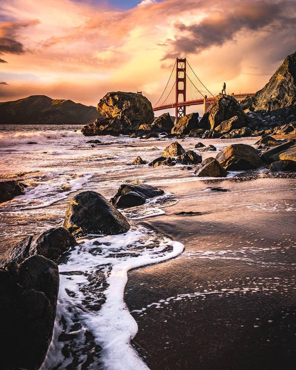 Greyhound Rock Beach near Davenport, California | Travel california coast, California travel