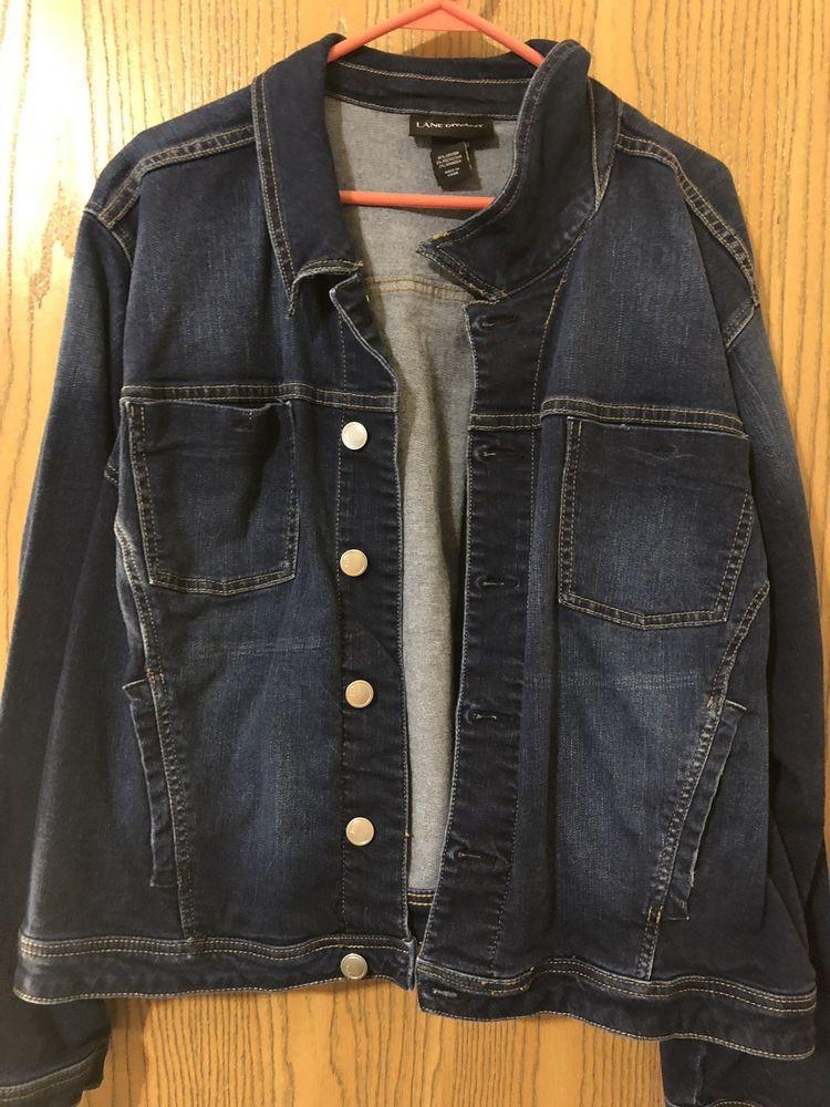 62a38353f7fa7 Lane Bryant Denim Jacket Plus Size 26  fashion  clothing  shoes   accessories  womensclothing  coatsjacketsvests (ebay link)