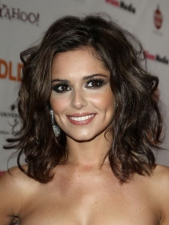 Medium Wavy Hairstyles Awesome The Clavicut — The Best Celebrity Midlength Hairstyles  Medium Wavy