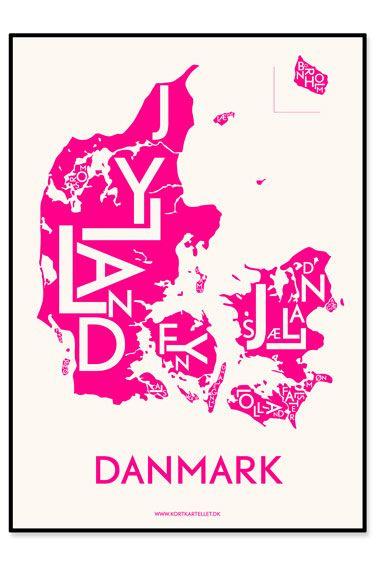 Plakater – indret dit hjem med dansk plakatkunst