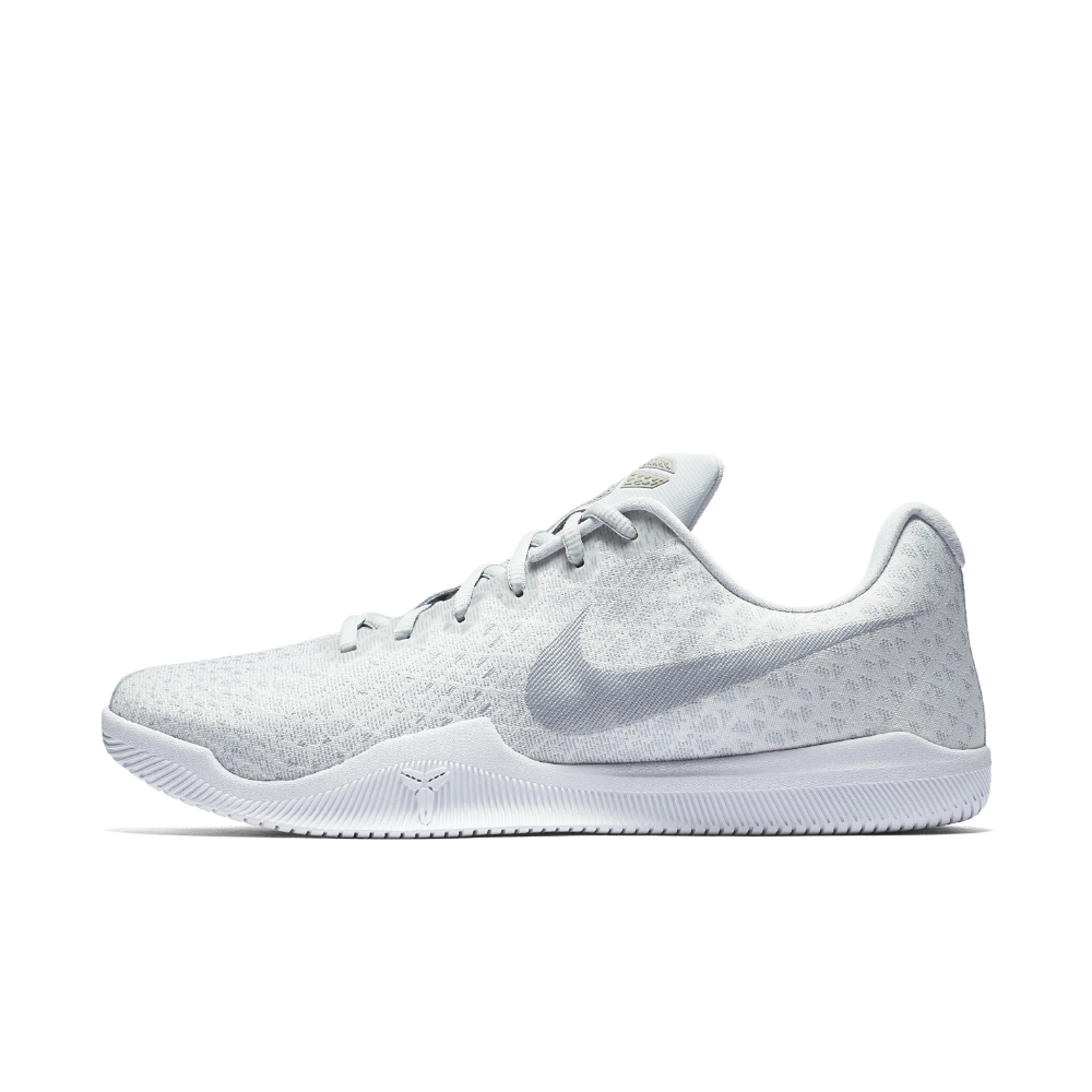 880363aed7be Nike Kobe Mamba Instinct Men s Basketball Shoe Size 11.5 (White ...