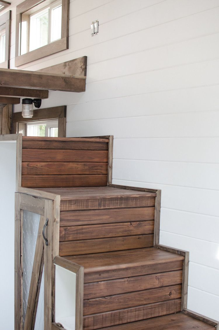 tiny house stairs2 - Tiny House Stairs 2