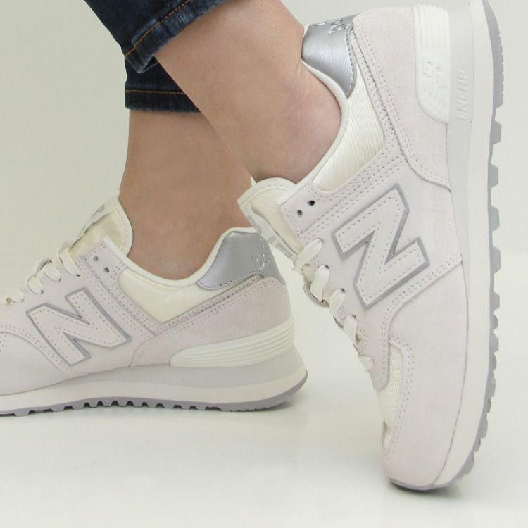 NEW BALANCE NEW BALANCE WL574 BEIS Zacaris zapatos online ...
