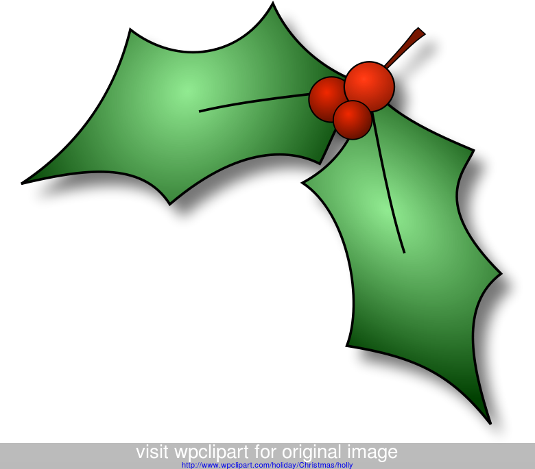 Holly Corner Large Png 780 685 Christmas Clipart Free Christmas Lights Clipart Christmas Images