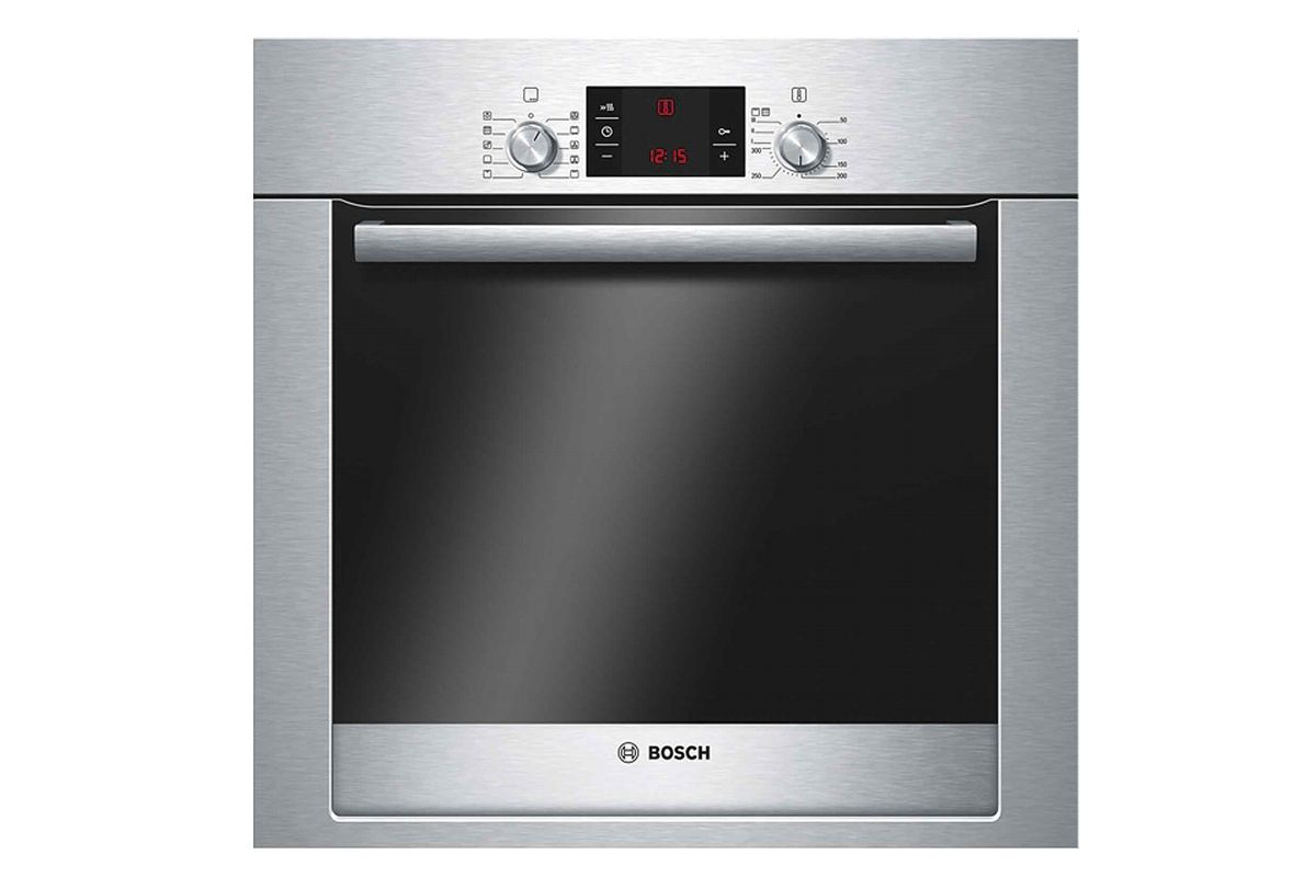 Bosch 60cm Stainless Steel Lifestyle Pyrolytic Wall Oven