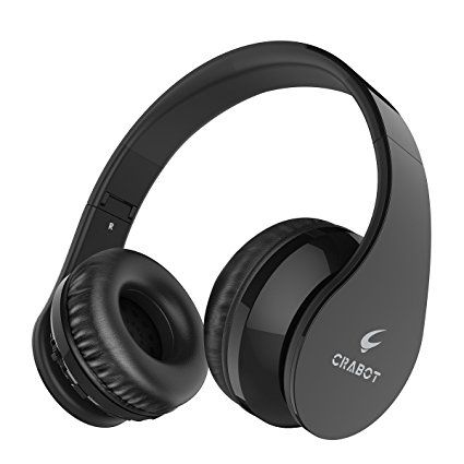 Uk Gifts Crabot C2 Wireless Headset Bluetooth V4 1 Foldable Hifi Stereo Sound Headphones With Mic Headphones Wireless Headphones Earbud Headphones