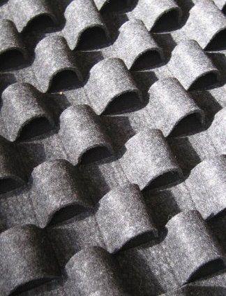 filz an der wand hat viele vorteile schluckt schall und reinigt die luft daheim pinterest. Black Bedroom Furniture Sets. Home Design Ideas