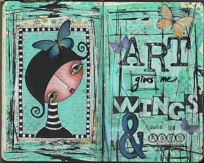 Interesting blog - Art Journal