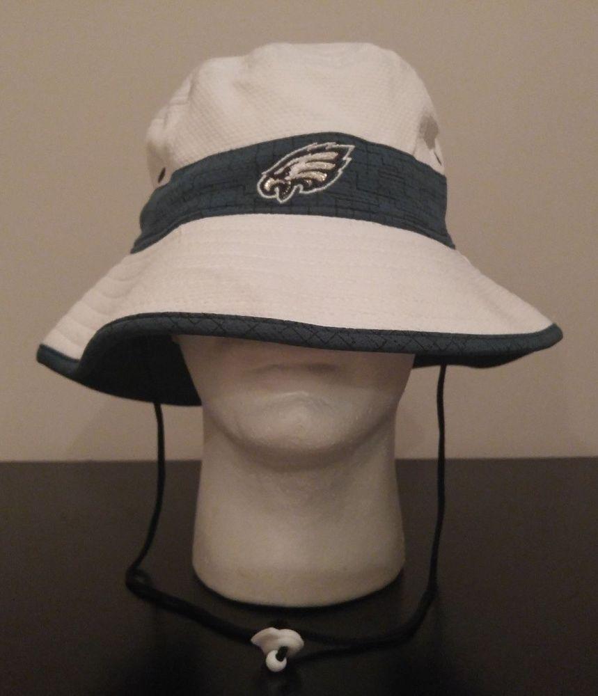 NEW ERA Philadelphia Eagles NFL Football Game Training Bucket Fishing Hat  Adult  NewEra  PhiladelphiaEagles dfd704e08ece