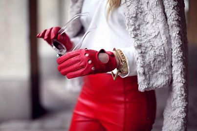 Chanel, or Dior-esque style.