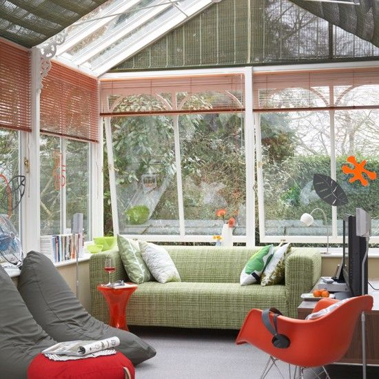 Awesome Small Conservatory Interior Design Ideas Pictures ...
