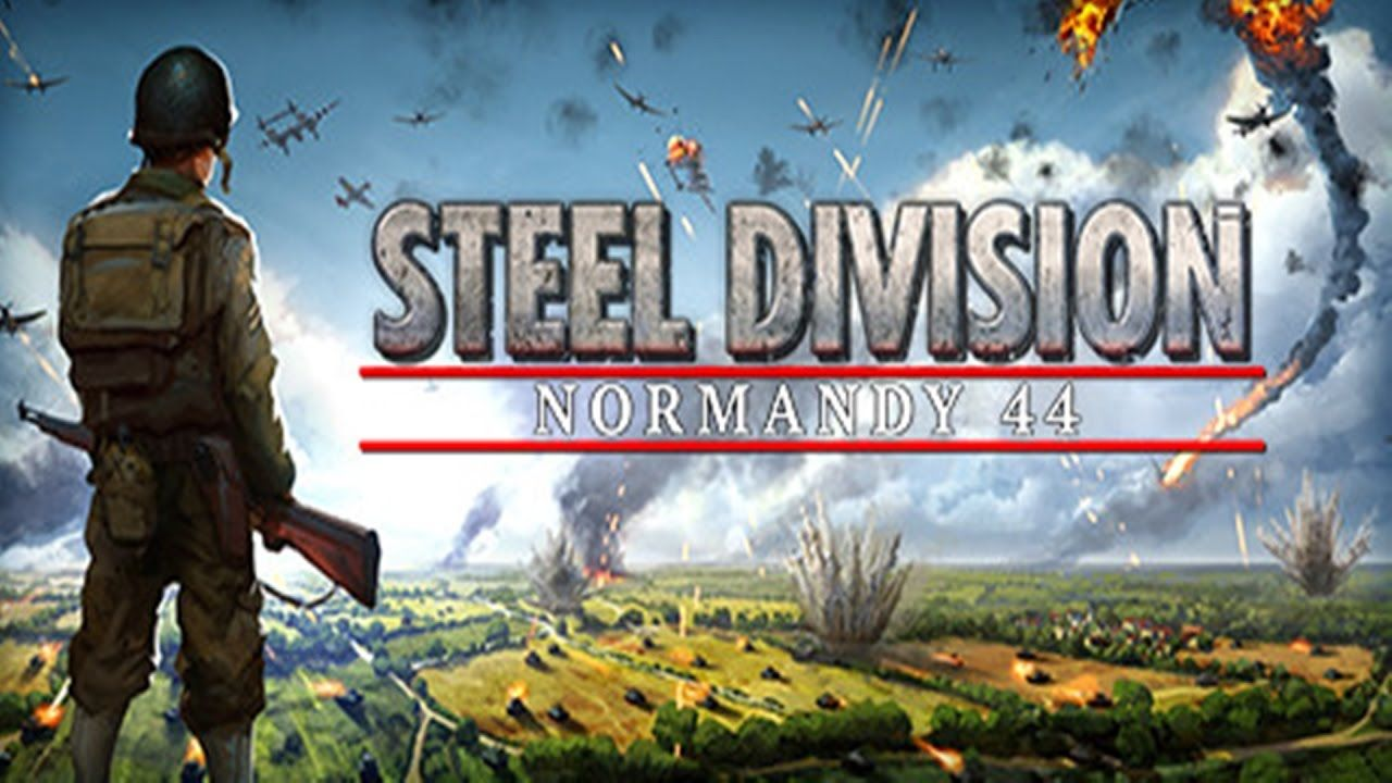 Steel Division Normandy 44 Gameplay Official Trailer