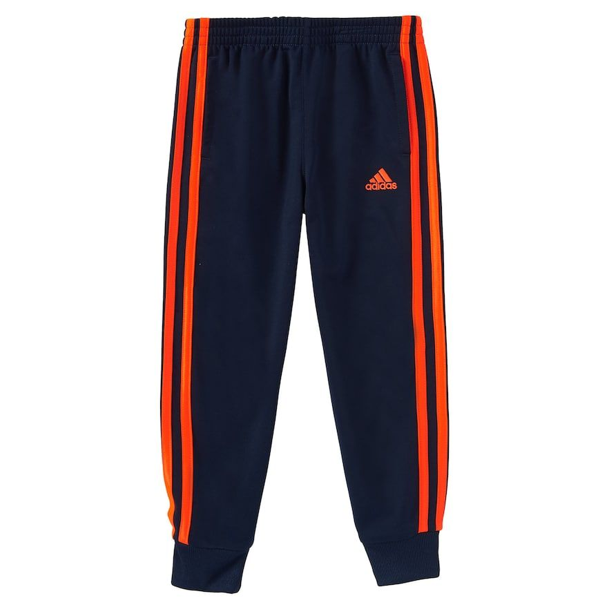 Boys 4 7x adidas Impact Tricot Navy Pants | Products | Navy