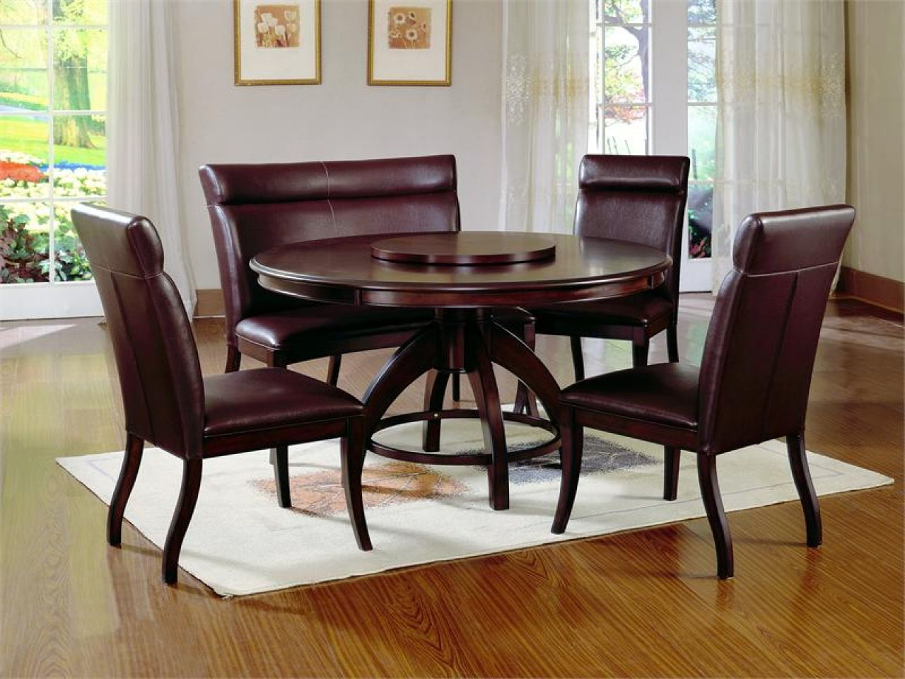 Luxurious Dining Room Sets Folding Tables Costco Round Table