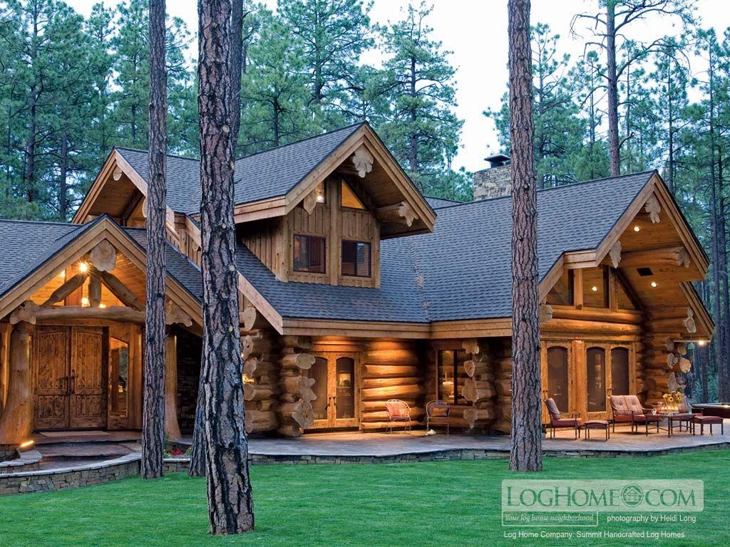 Log Home Living Log Home Lifestyle Desktop Backgrounds