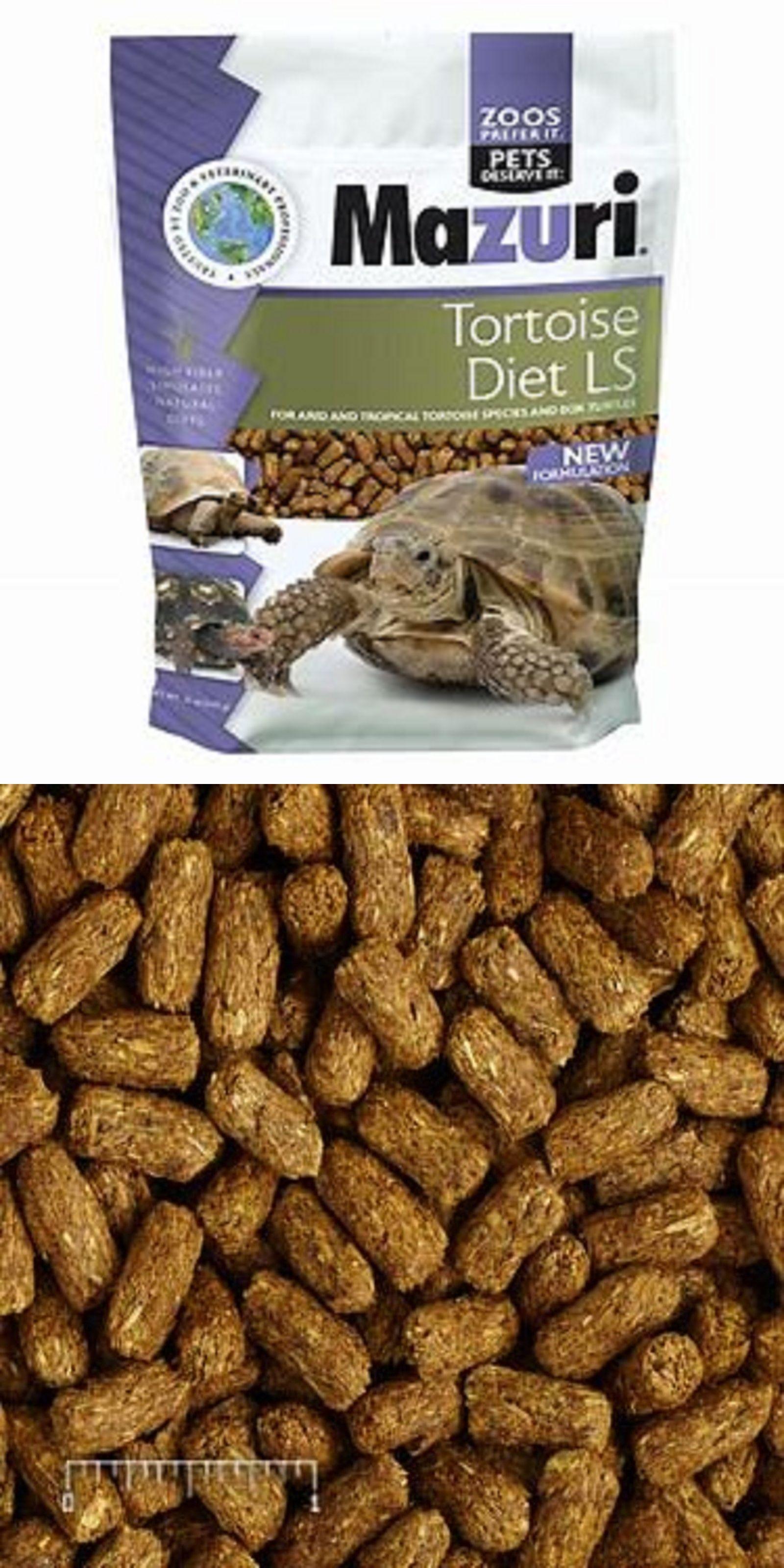 Food 20759 Mazuri Tortoise Box Turtle All Land Turtles 3 16 X 8 Pellets In Bulk It Now Only 15 99 On Ebay