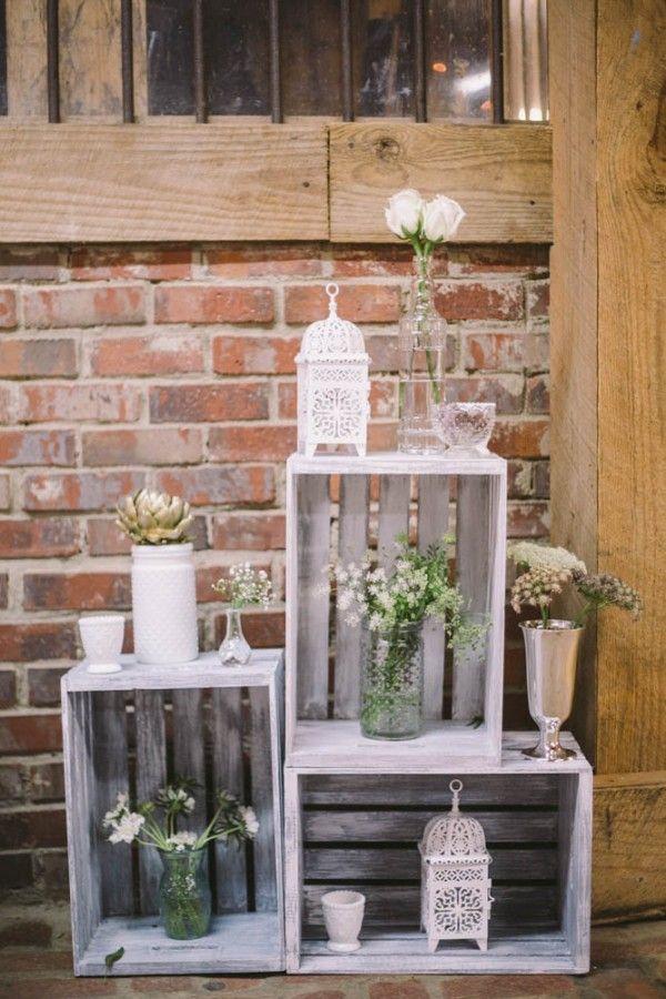 Romantic Rustic Wedding in Georgia