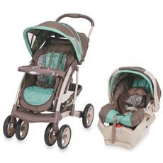 Car seat and Stroller that was purchased for us by Justin's ...
