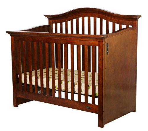 Dream On Me Electronic Wonder Crib Ii Espresso Cribs Dream On Me Convertible Crib