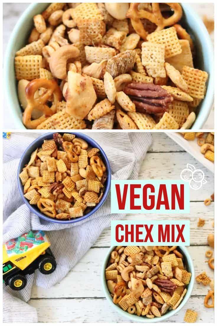 Vegan Chex Mix